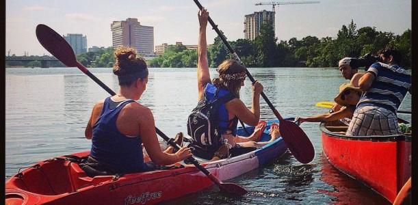 Kayaking Practice – Season 1 Episode 5